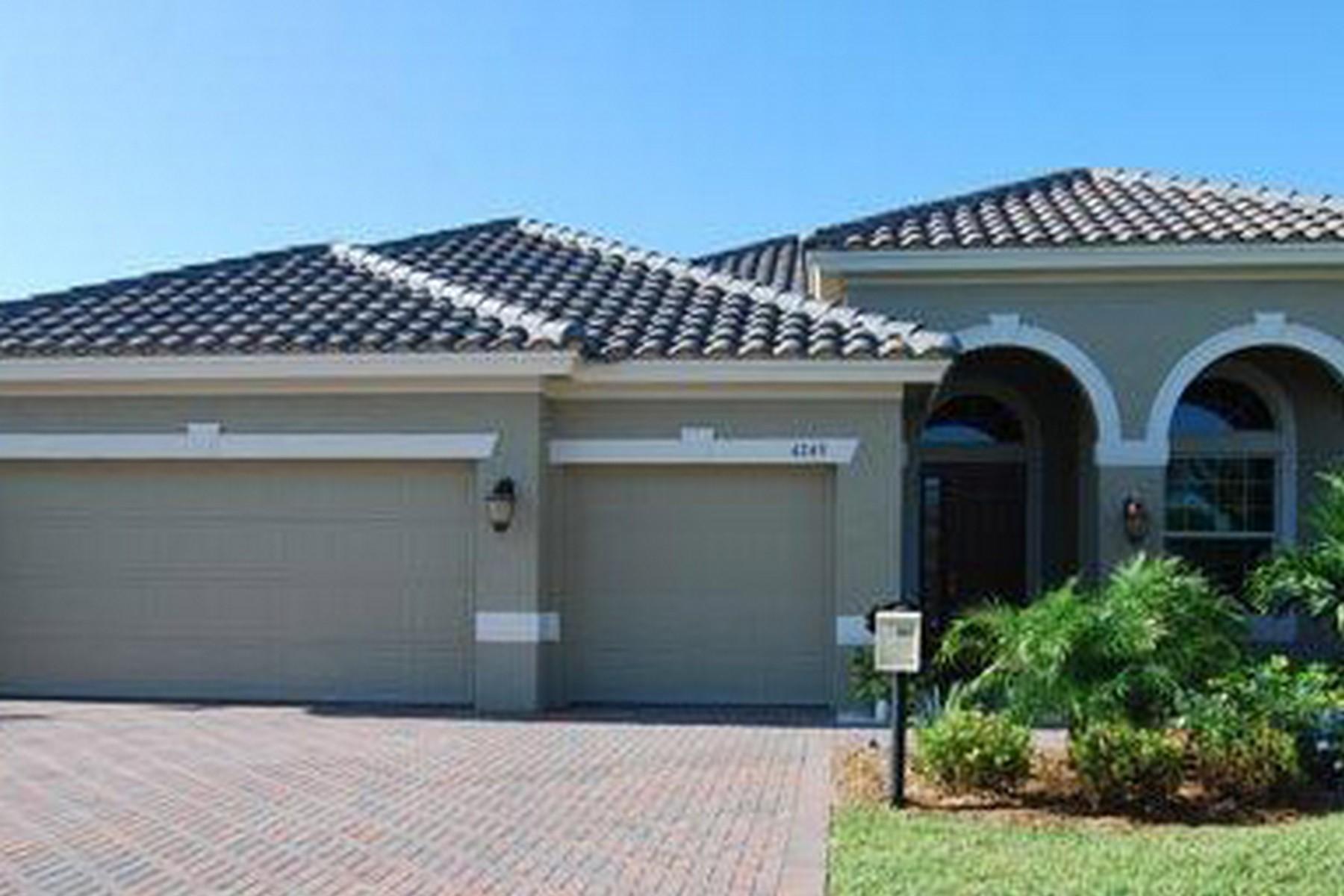 Vivienda unifamiliar por un Venta en Monaco Supreme Model 1774 Belmont Circle Vero Beach, Florida, 32968 Estados Unidos