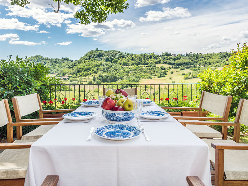 Vivienda unifamiliar por un Venta en Charming home in the romantic Valley of Silence Via Tiepolo Vicenza, Vicenza 36100 Italia
