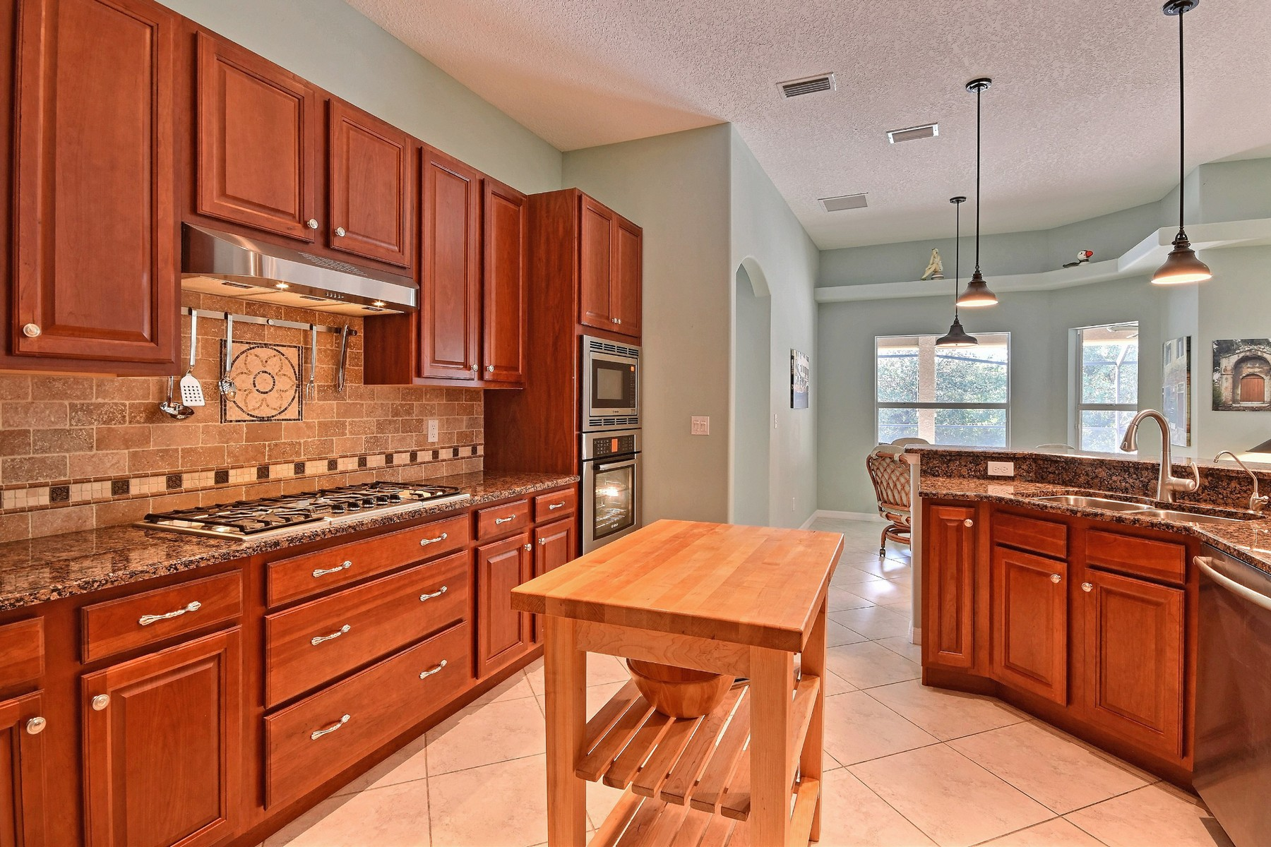 Single Family Home for Sale at Spectacular Like New Pool Home 5673 Riverboat Circle SW Vero Beach, Florida 32968 United States