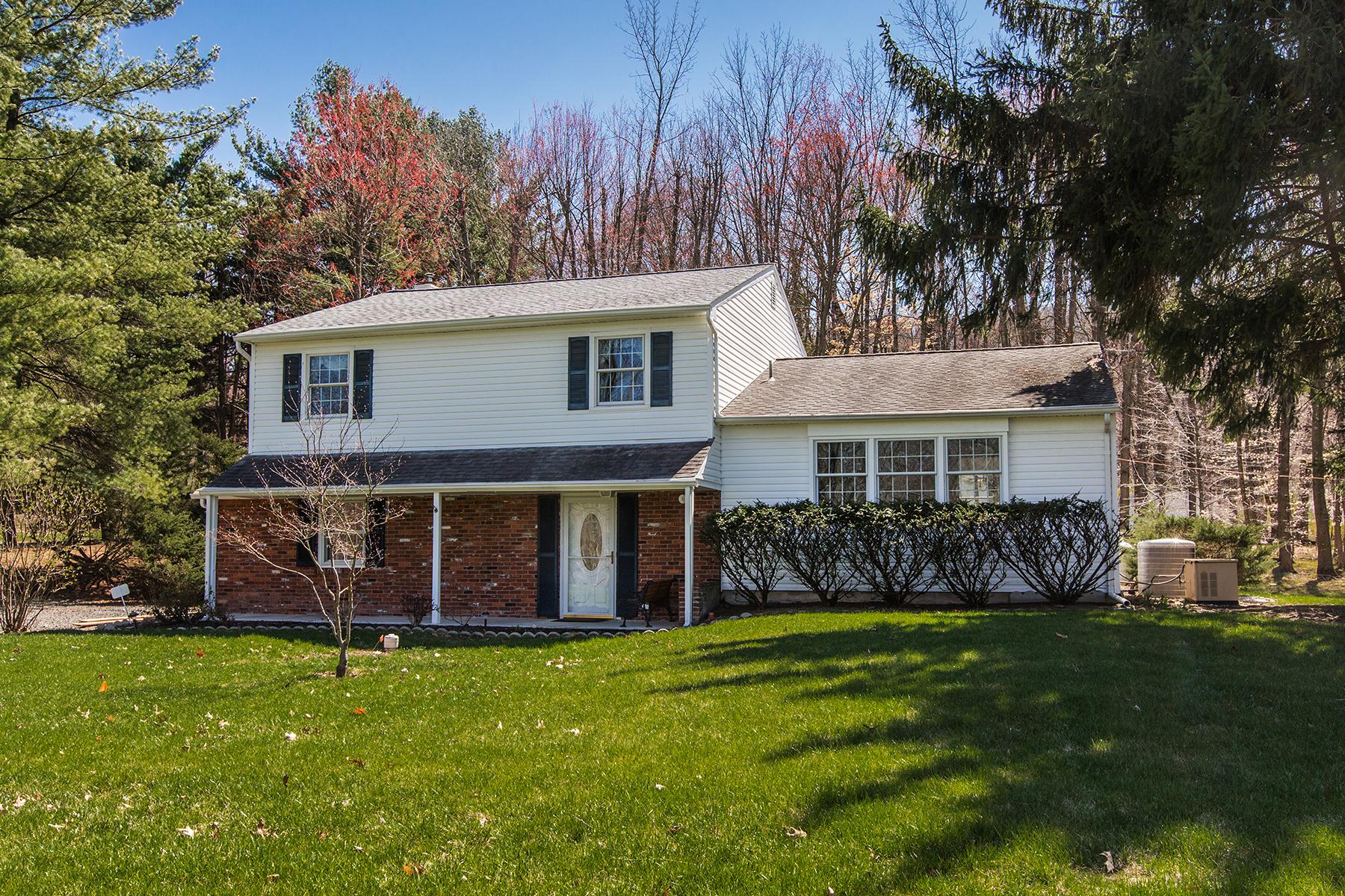 獨棟家庭住宅 為 出售 在 New Hope, PA 157 Aquetong Rd New Hope, 賓夕法尼亞州, 18938 美國