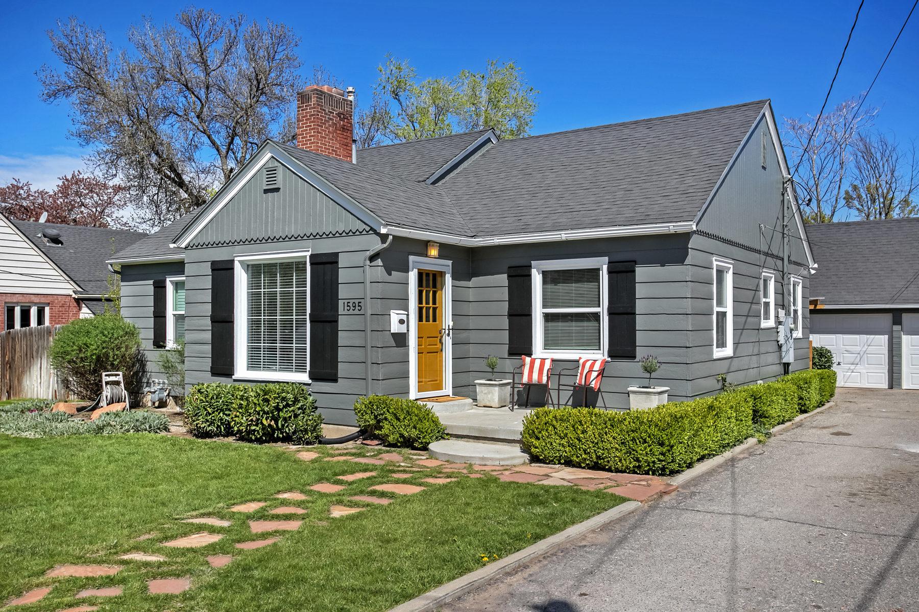 独户住宅 为 销售 在 Marvelous Millcreek Rambler 1595 E Woodland Ave 盐湖城市, 犹他州, 84106 美国