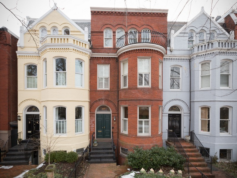 Townhouse for Sale at Georgetown 1517 28th Street Nw Georgetown, Washington, District Of Columbia 20007 United States