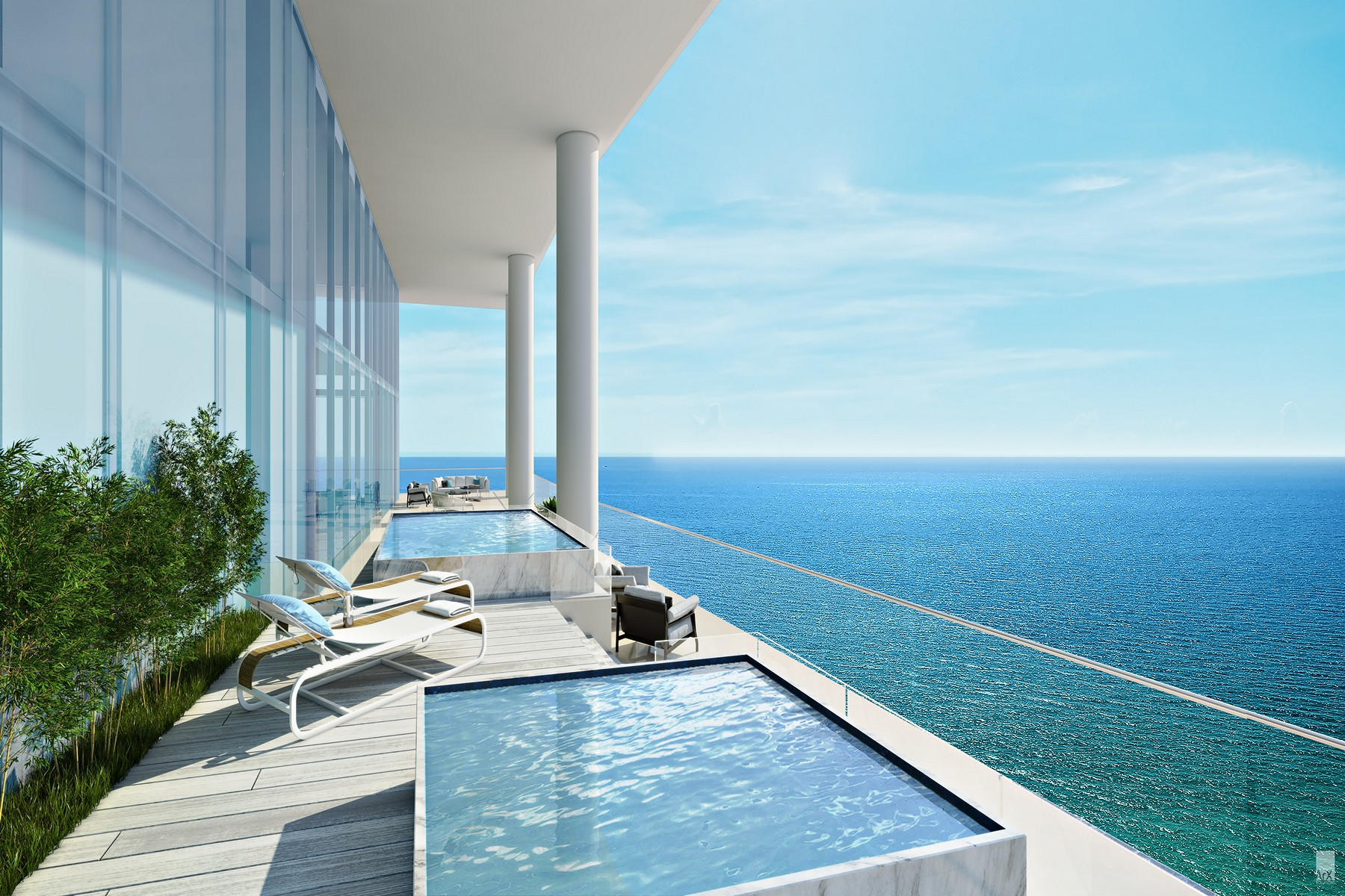 Condominio por un Venta en Turnberry Ocean Club 18501 Collins Ave #4403 Sunny Isles, Florida 33160 Estados Unidos