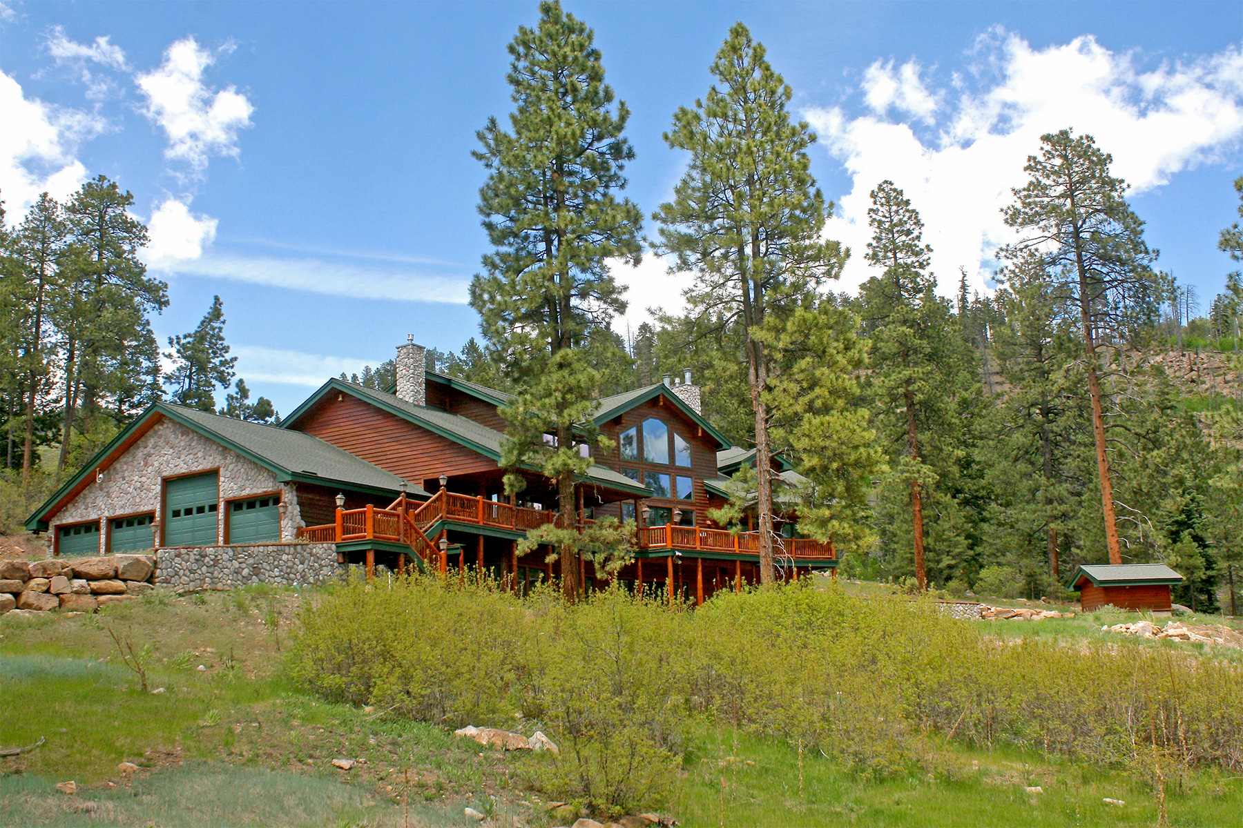 Casa Unifamiliar por un Venta en TC Ranch 780 Trew Creek Road Durango, Colorado 81301 Estados Unidos