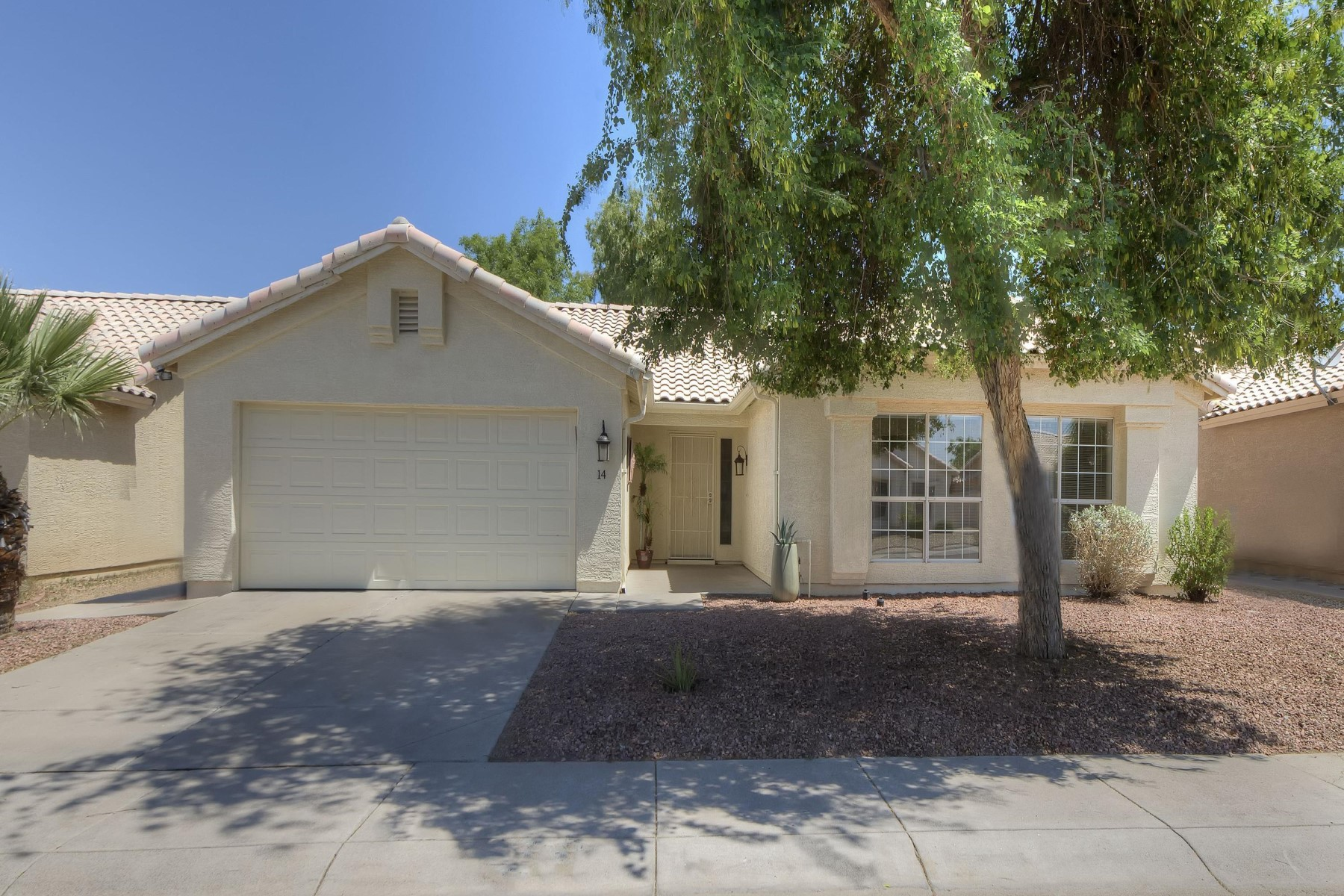 Single Family Home for Sale at Amazing remodel from new flooring to fixtures. 14 W MARCO POLO RD Phoenix, Arizona 85027 United States