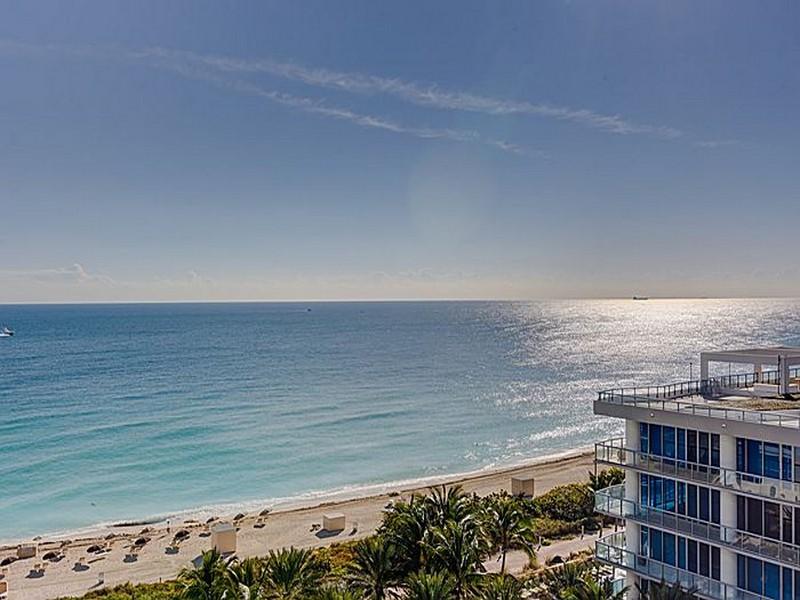 Condominium for Sale at Canyon Ranch Carillon 6801 Collins Ave. #908 Miami Beach, Florida 33141 United States