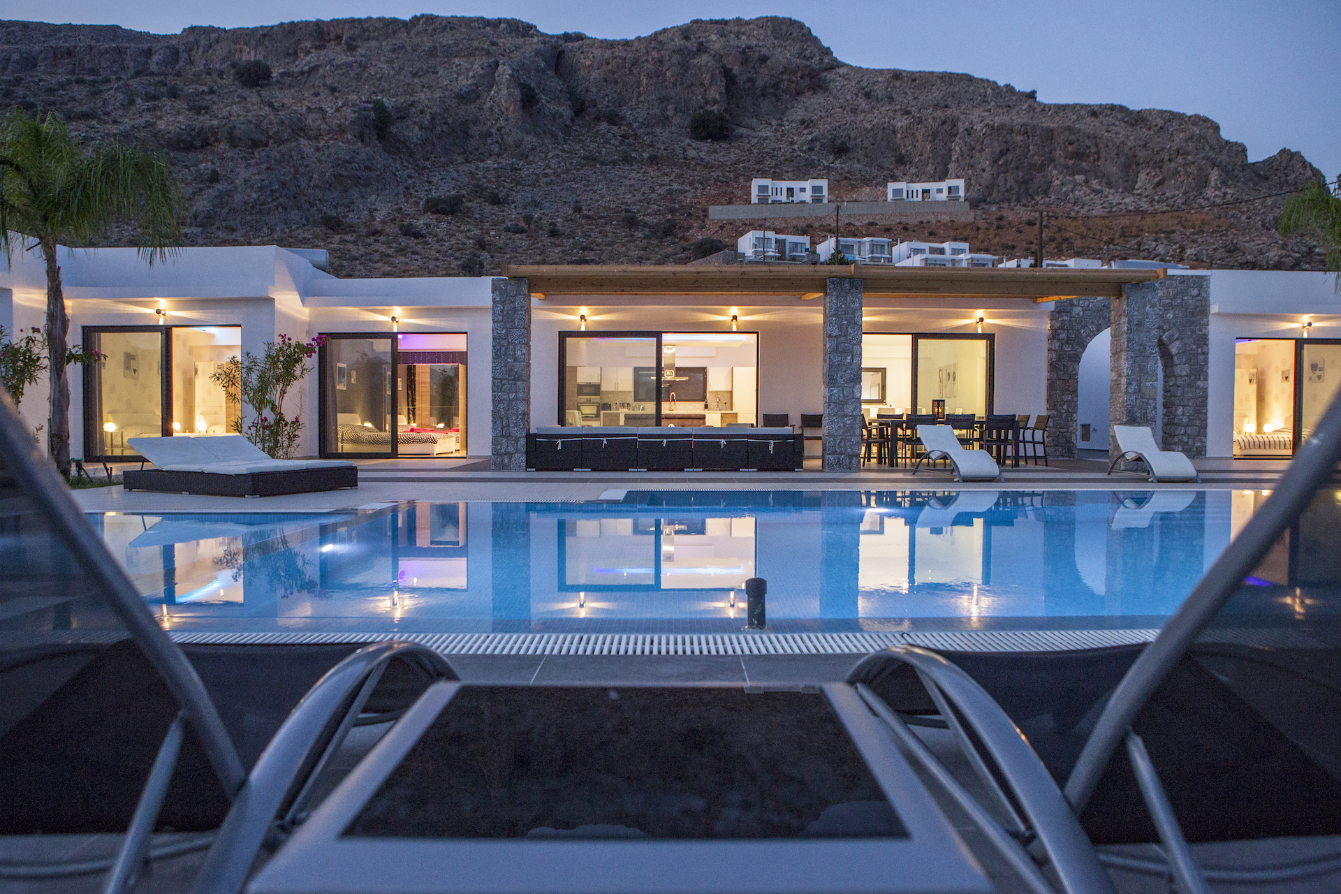 Single Family Home for Sale at Bayview Paradise Rhodes, Southern Aegean, Greece