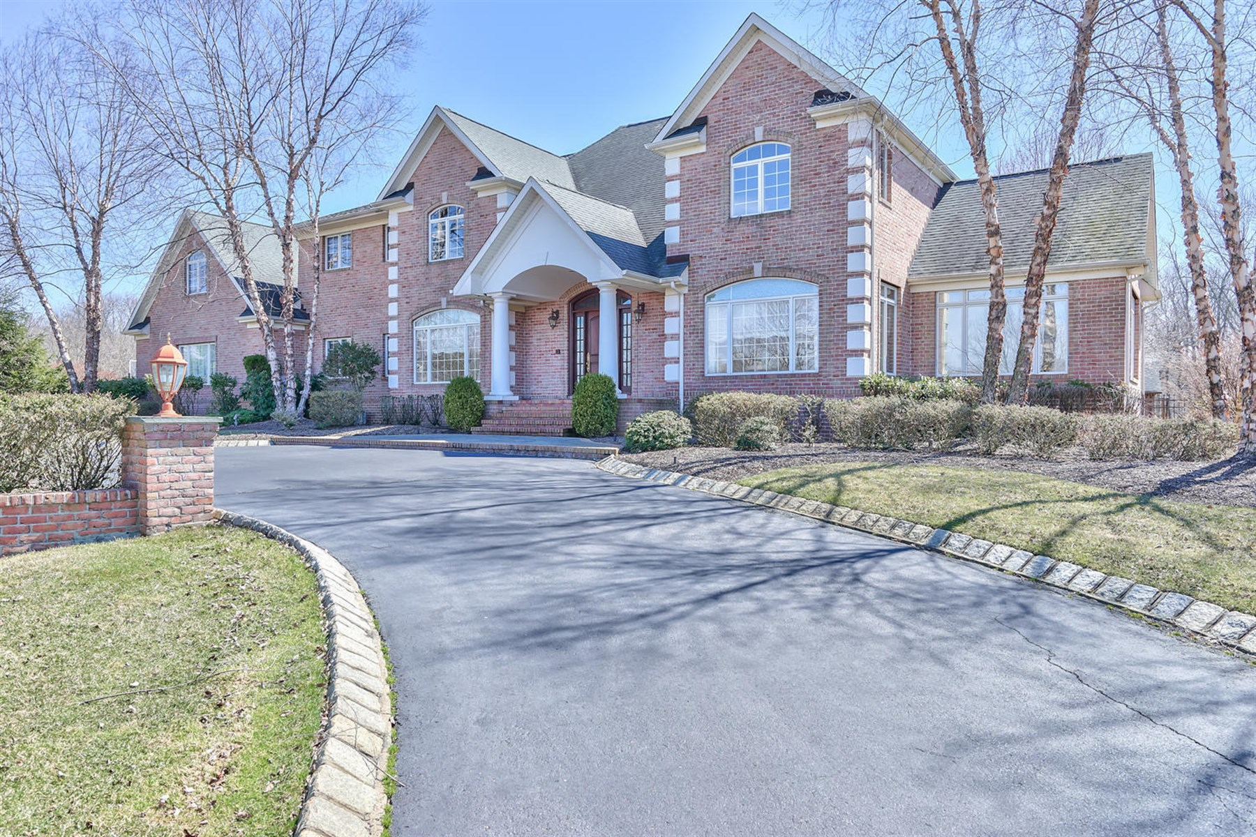 Single Family Home for Sale at An outdoor Entertainment Paradise 12 Squan Song Lane Colts Neck, New Jersey 07722 United States
