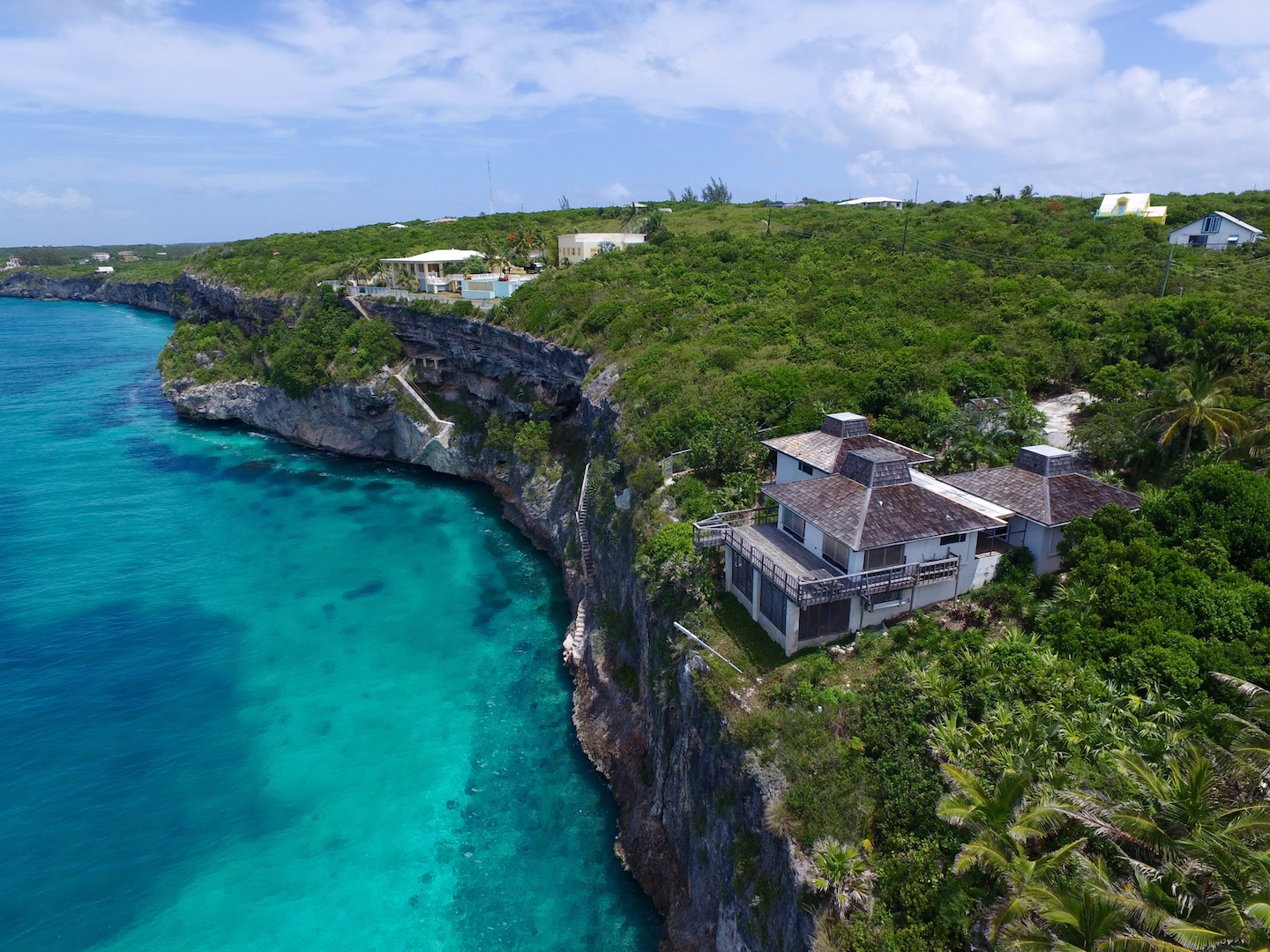Single Family Home for Sale at A Majestic View with Timeless Appeal Eleuthera Island Shores, Gregory Town, Eleuthera Bahamas