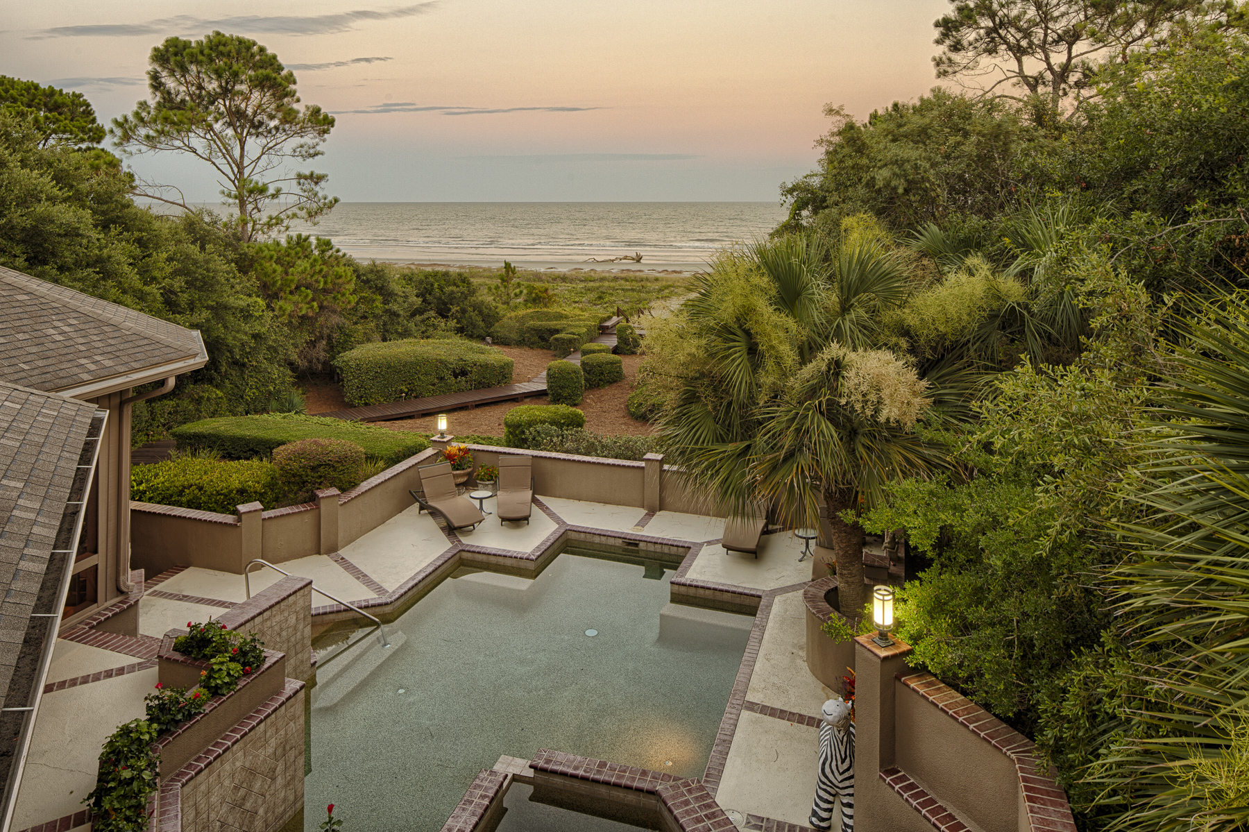 Single Family Home for Sale at 22 Duck Hawk Road Hilton Head, South Carolina 29928 United States