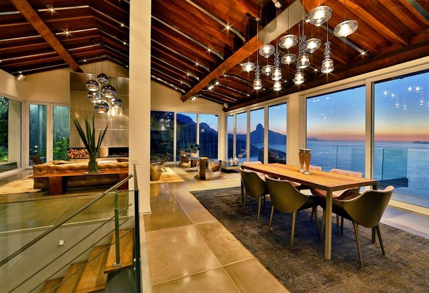 Частный односемейный дом для того Продажа на Sophiscated Project Rua Jackson de Figueiredo Rio De Janeiro, Рио-Де-Жанейро, 22611000 Бразилия