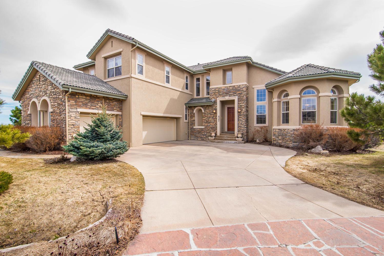 Single Family Home for Sale at 6247 El Diente Peak Pl Castle Pines Village, Castle Rock, Colorado, 80108 United States