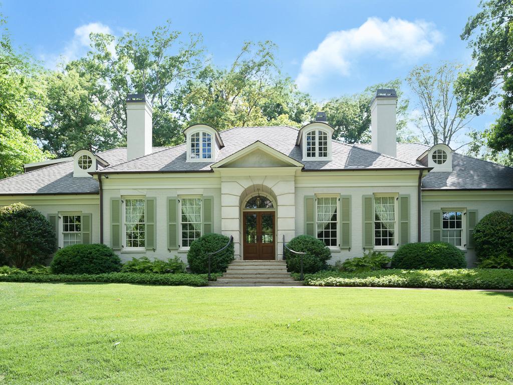 一戸建て のために 売買 アット Tuxedo Park 3392 Woodhaven Road NW Tuxedo Park, Atlanta, ジョージア 30305 アメリカ合衆国
