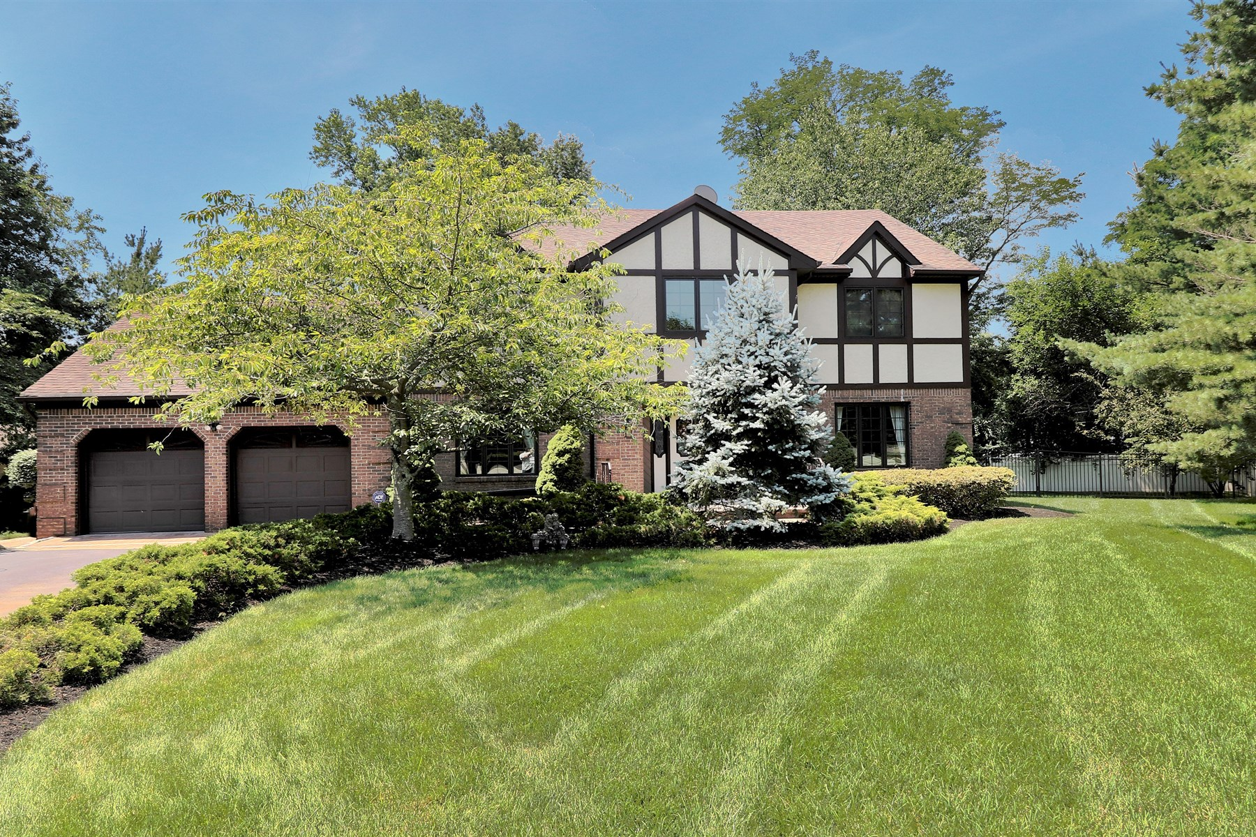 Single Family Home for Sale at Custom Center Hall Colonial 51 Colony Drive Middletown, New Jersey, 07748 United States