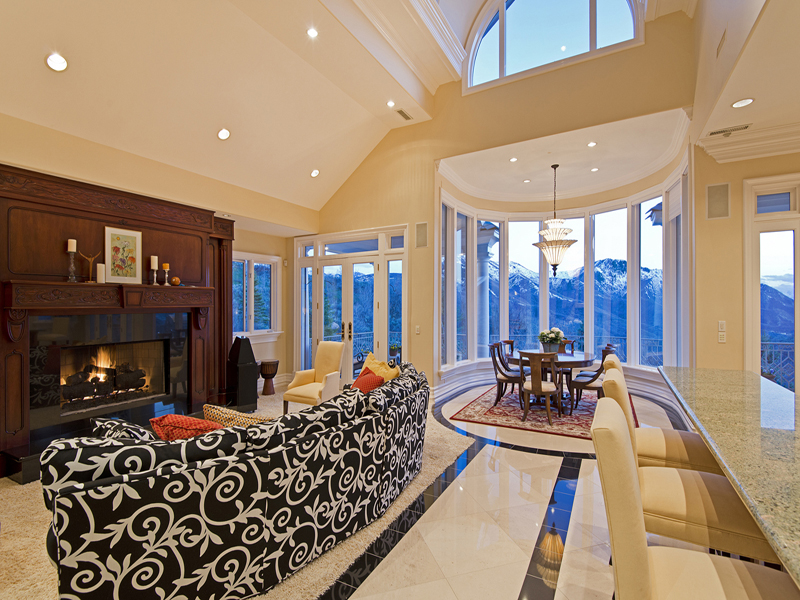 Property Of Elegant Estate With Majestic Views