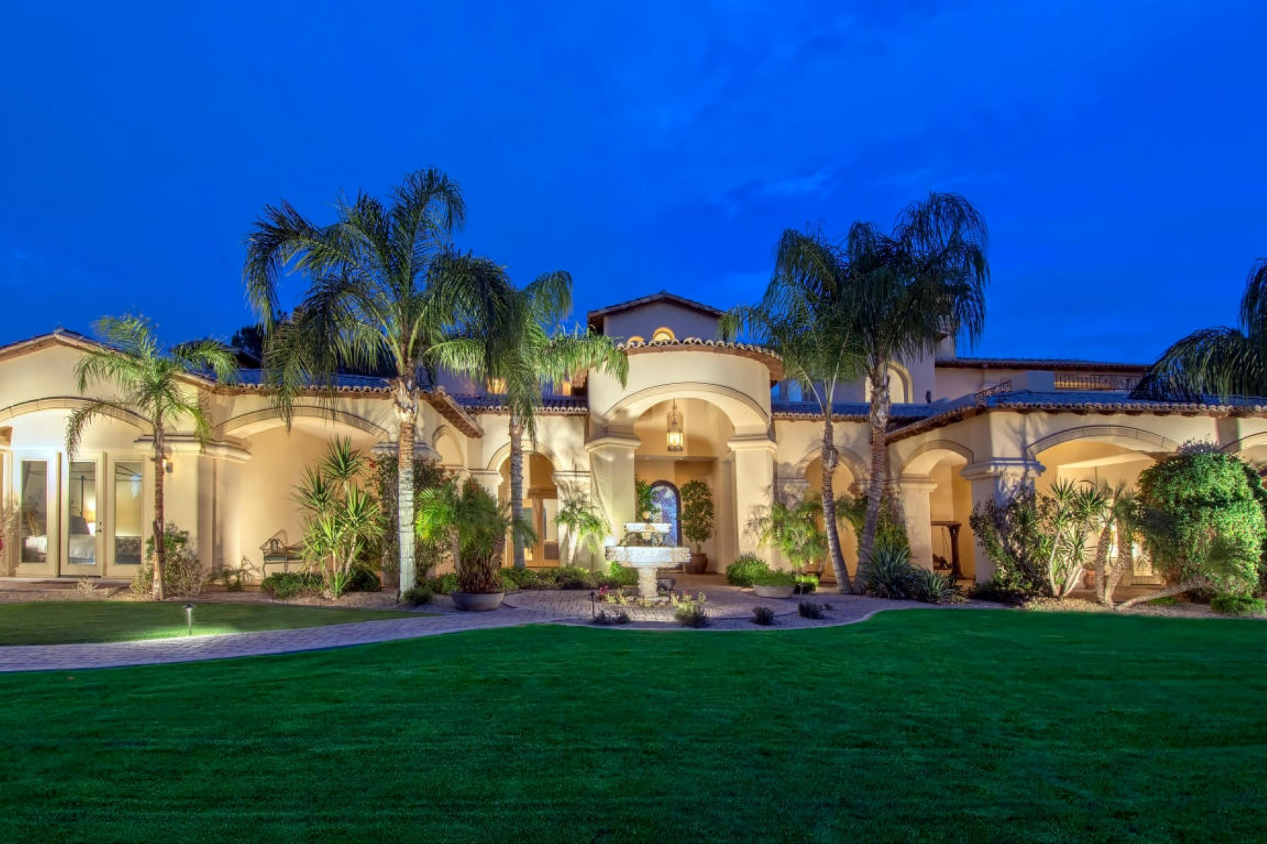 sales property at One of a kind custom built home in the gated enclave community of Oakwood Hills
