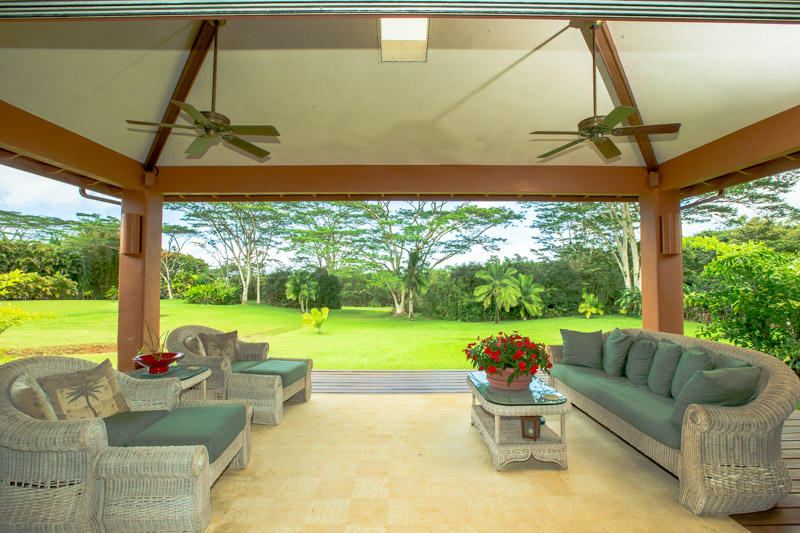 Property For Sale at Kalihiwai Ridge Home