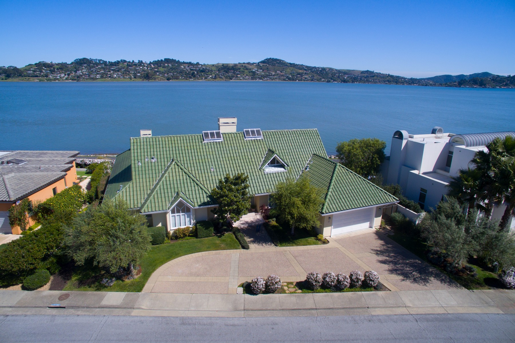 Single Family Home for Sale at SF Skyline Views On The Waterfront 23 Egret Way Mill Valley, California 94941 United States