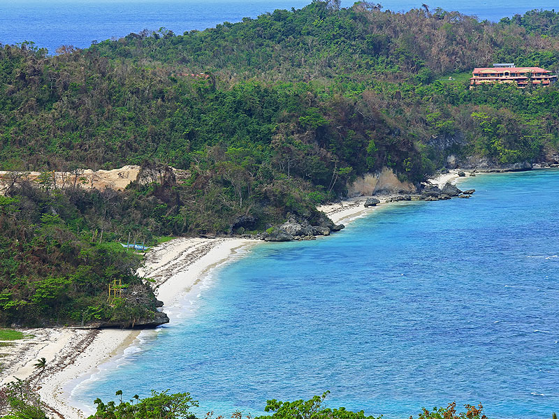 Property Of 3,000 sqm Boracay Beach Front Paradise
