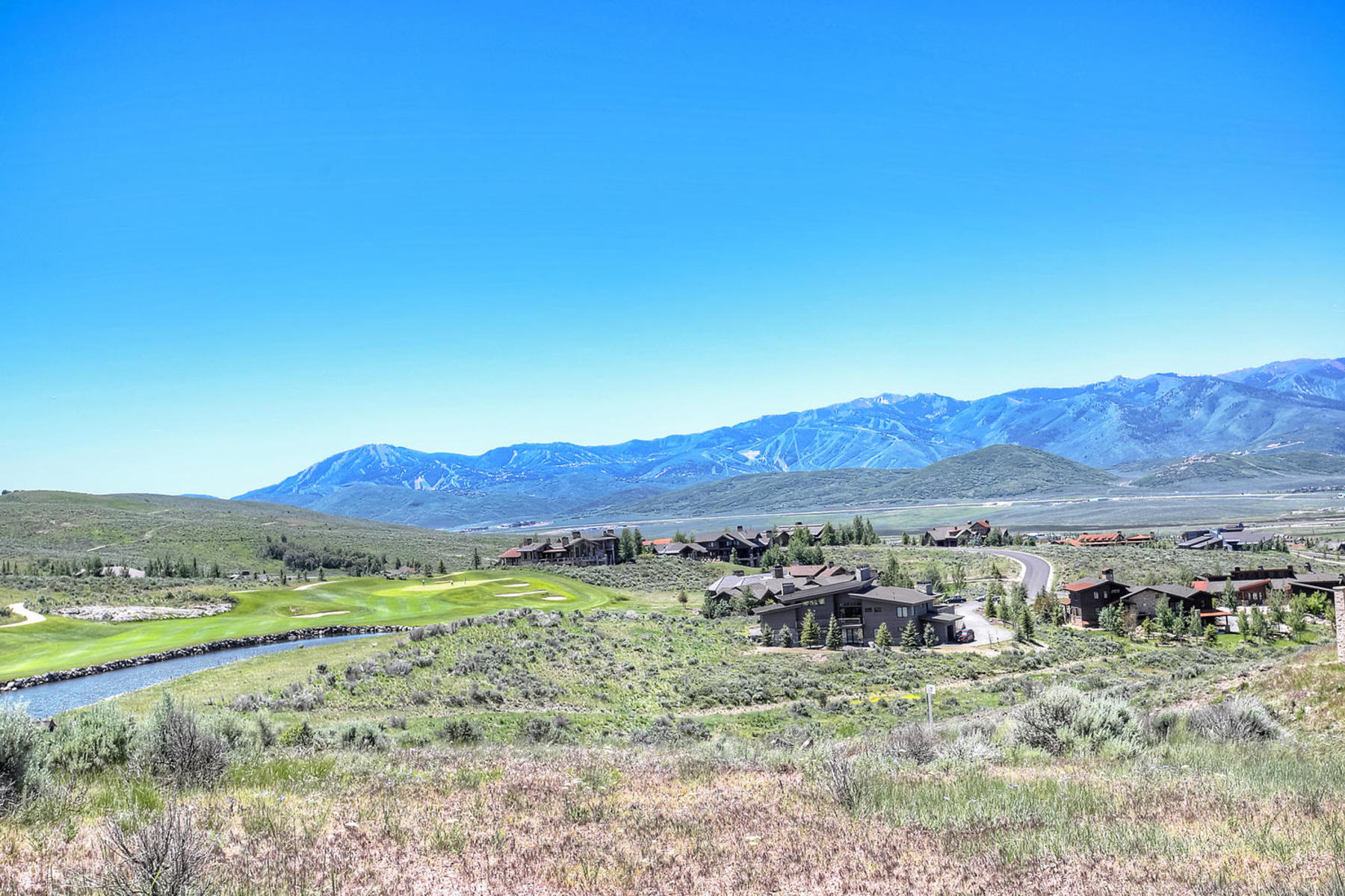 Terreno por un Venta en Once In a Lifetime Opportunity 3264 Blue Sage Trl Park City, Utah, 84098 Estados Unidos