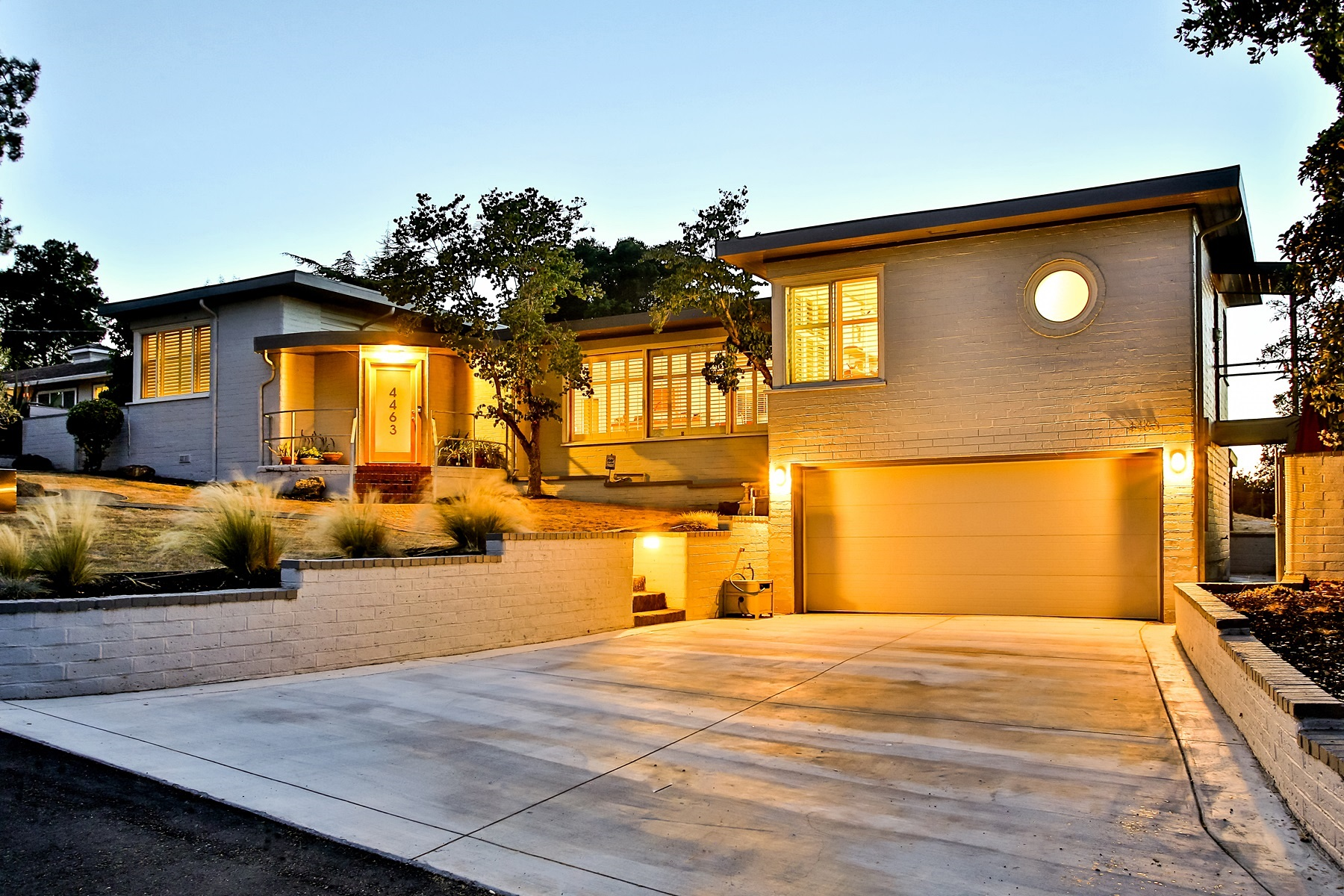 Property For Sale at Modern Mid-Century Home