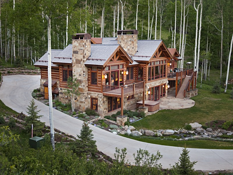 Single Family Home for Sale at 107 Aguirre Road Telluride, Colorado 81435 United States