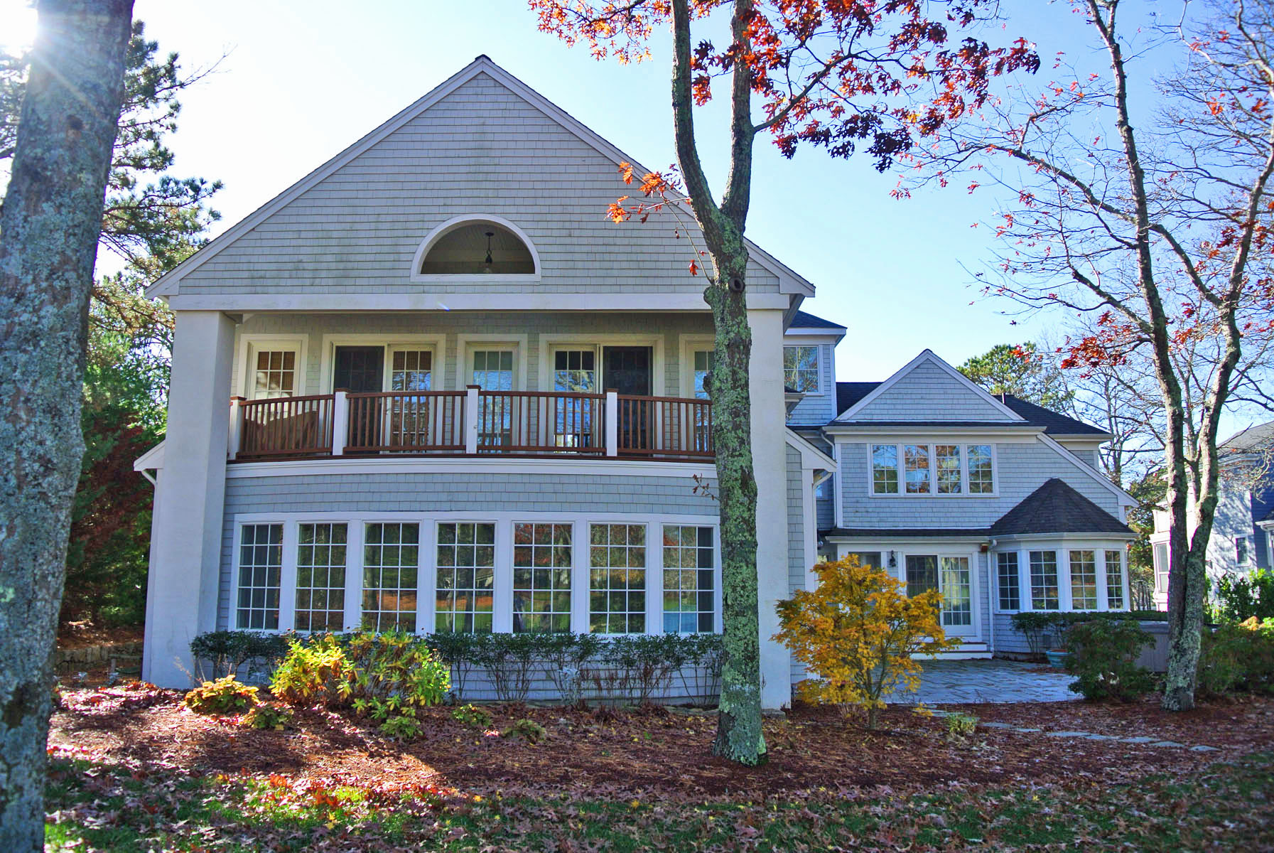 Single Family Home for Sale at EXQUISITE GOLF FRONT 236 Glenneagle Drive New Seabury, Massachusetts 02649 United StatesIn/Around: New Seabury
