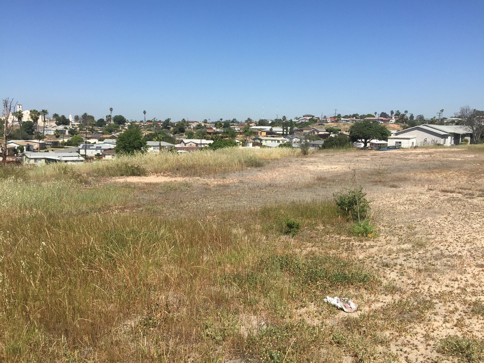 Terrain pour l Vente à Lot 43 TR 501 Euclid Ave San Diego, Californie 92114 États-Unis