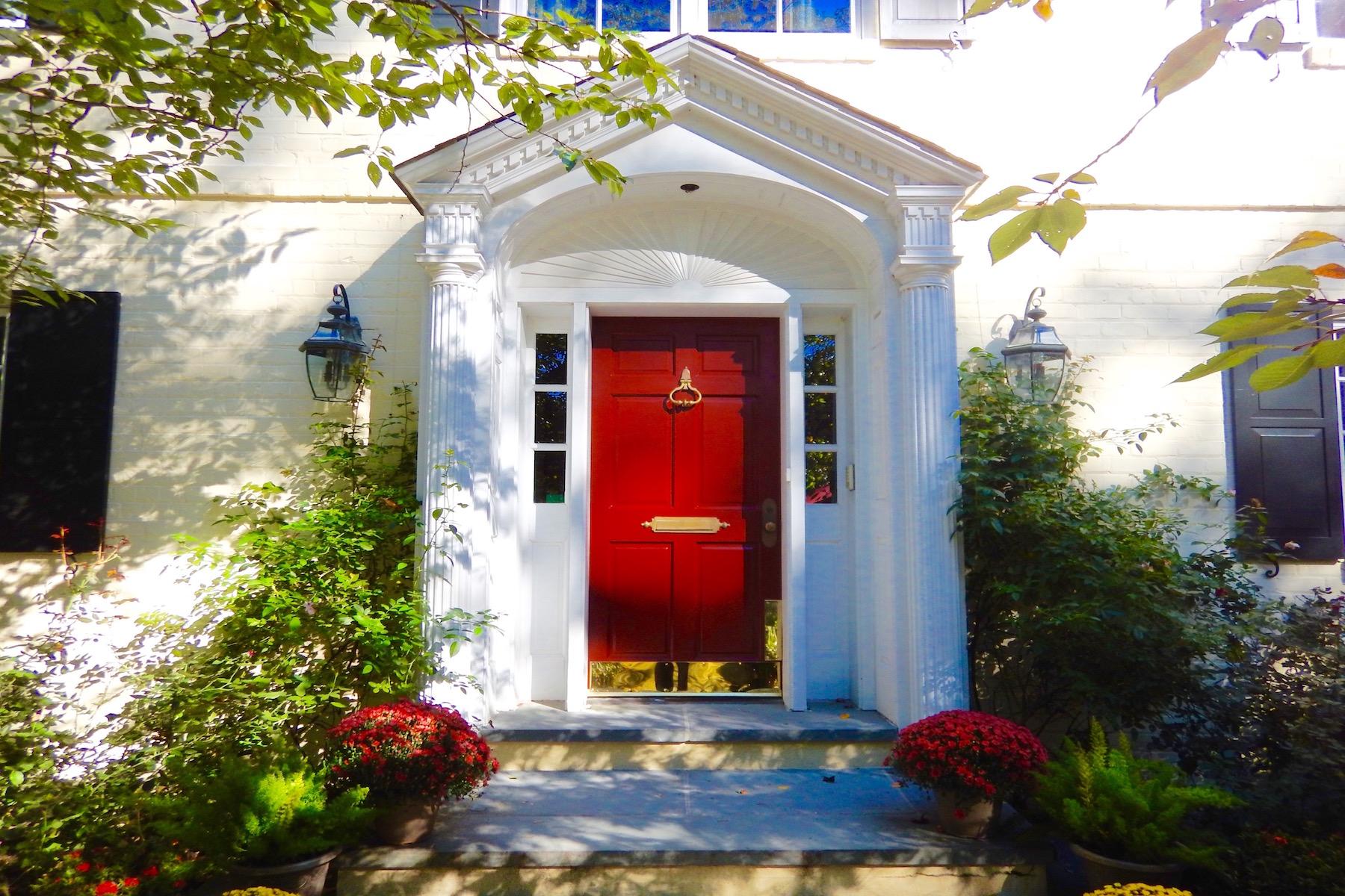 獨棟家庭住宅 為 出售 在 Wesley Heights 2501 49th Street Nw Wesley Heights, Washington, 哥倫比亞特區, 20007 美國