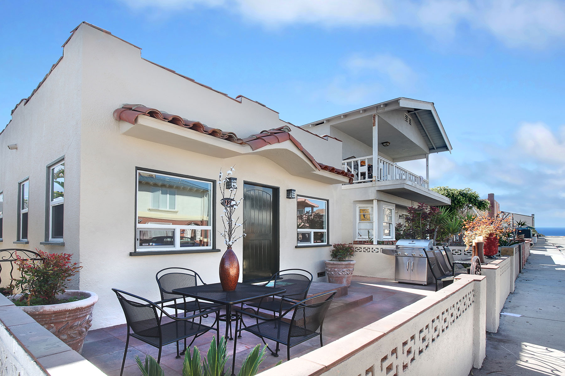 Dúplex por un Venta en 128 39th Street Newport Beach, California, 92663 Estados Unidos