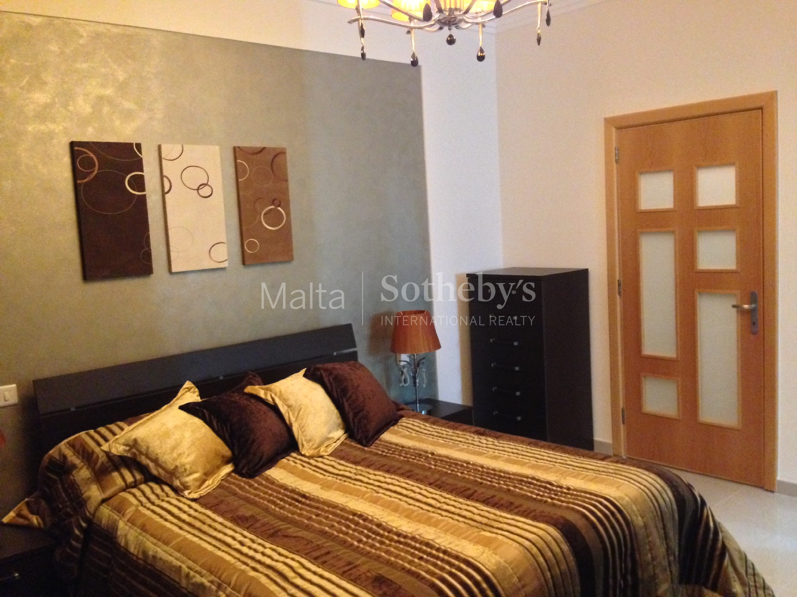Property Of Furnished Attard Apartment