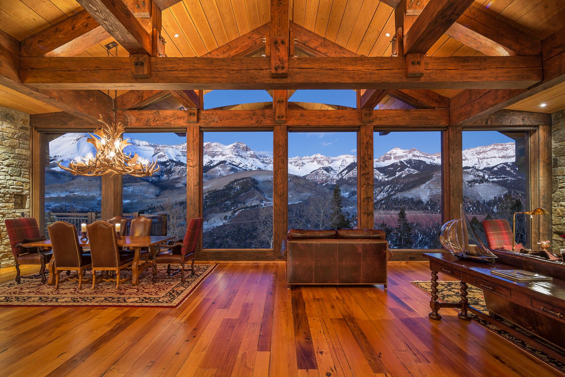 Piso por un Venta en See Forever B401 145 Mt. Village Blvd., Unit B401 Telluride, Colorado, 81435 Estados Unidos