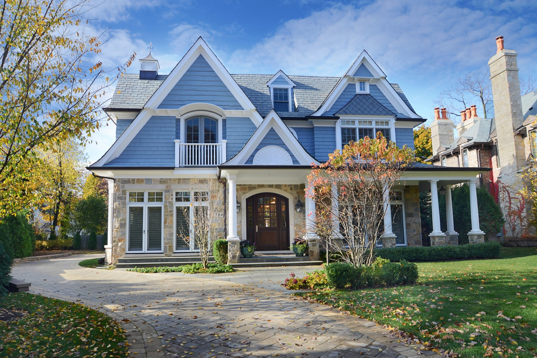 Property For Sale at Nantucket Style Home