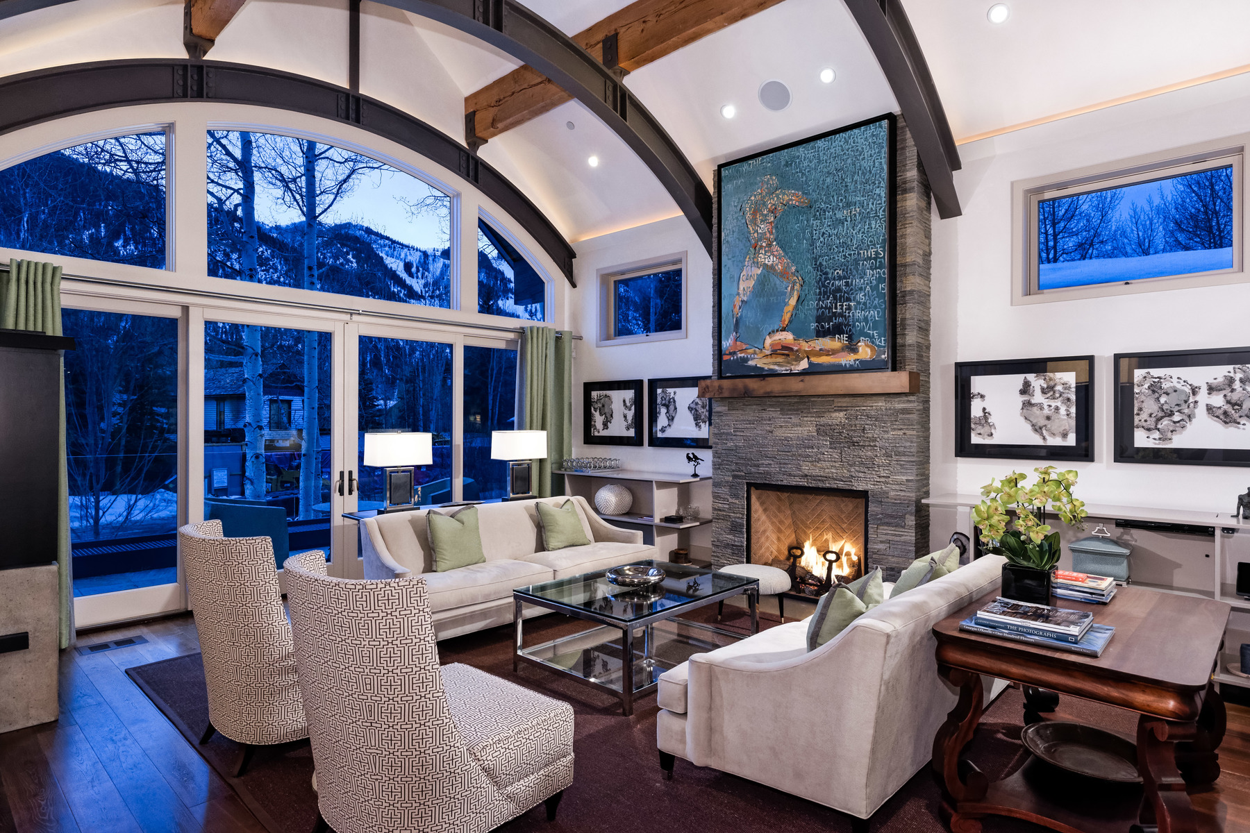Single Family Home for Sale at Aspen Perfection 63 Smuggler Grove Road Smuggler, Aspen, Colorado, 81611 United States