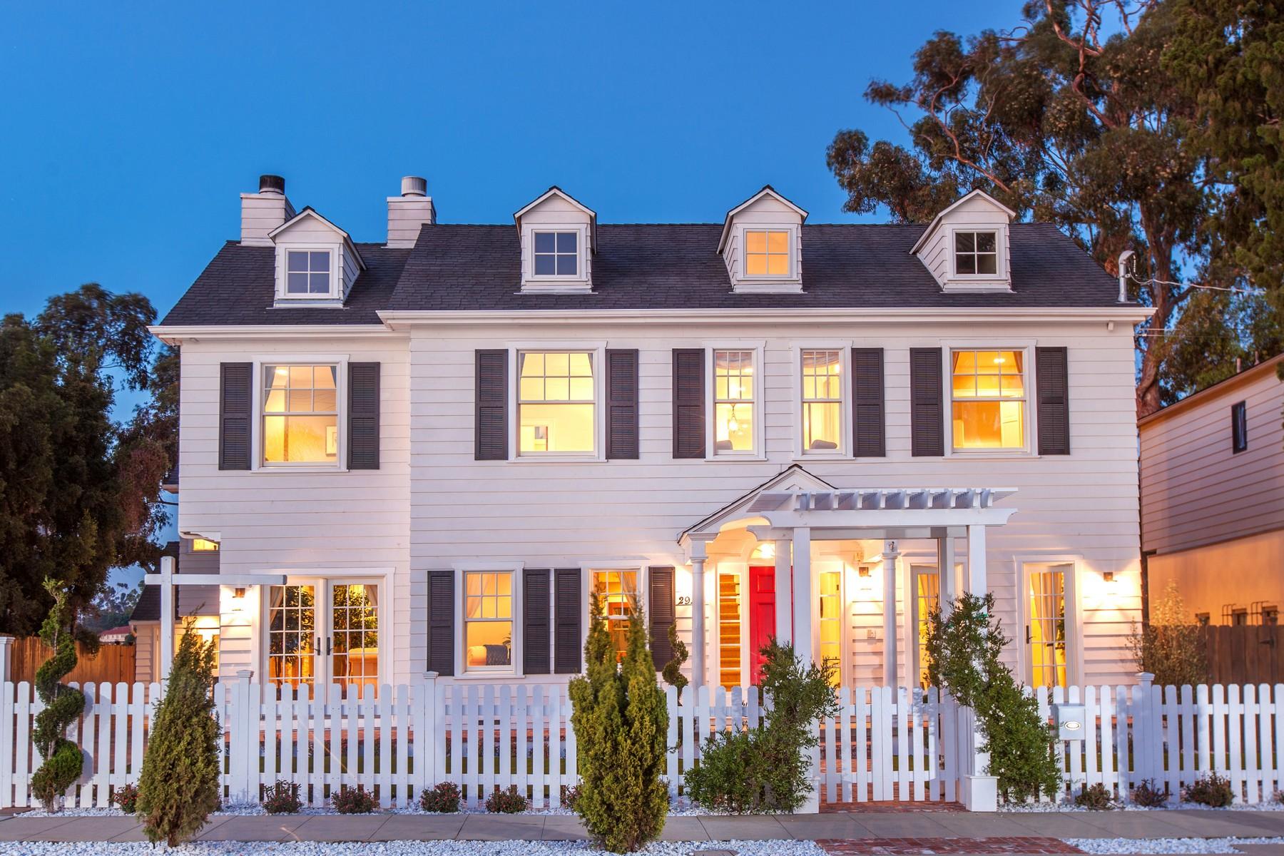 Casa Unifamiliar por un Venta en 2929 Union St. Mission Hills, San Diego, California 92103 Estados Unidos