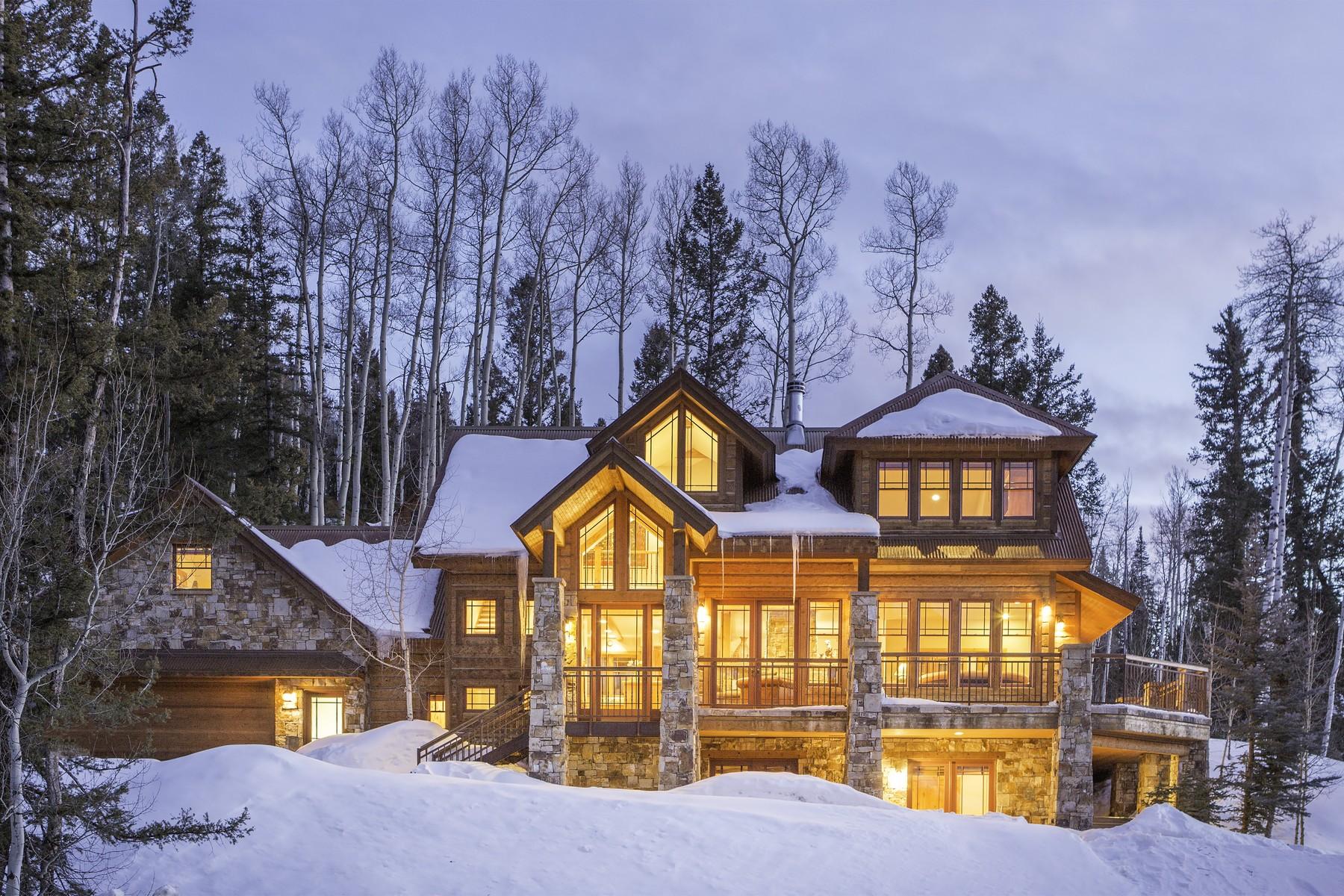 Villa per Vendita alle ore 260 Double Eagle 260 Double Eagle Telluride, Colorado, 81435 Stati Uniti