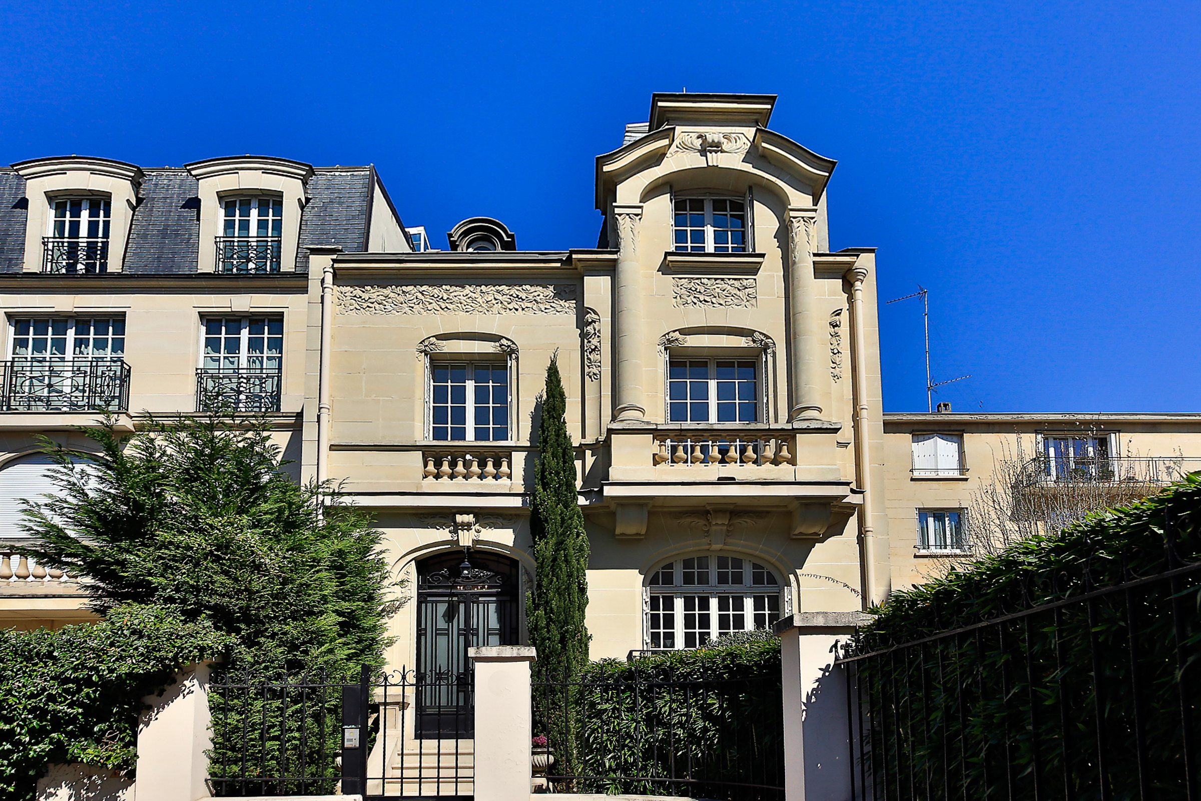 Townhouse for Sale at Private Mansion - Square Chezy Other France, Other Areas In France 92200 France