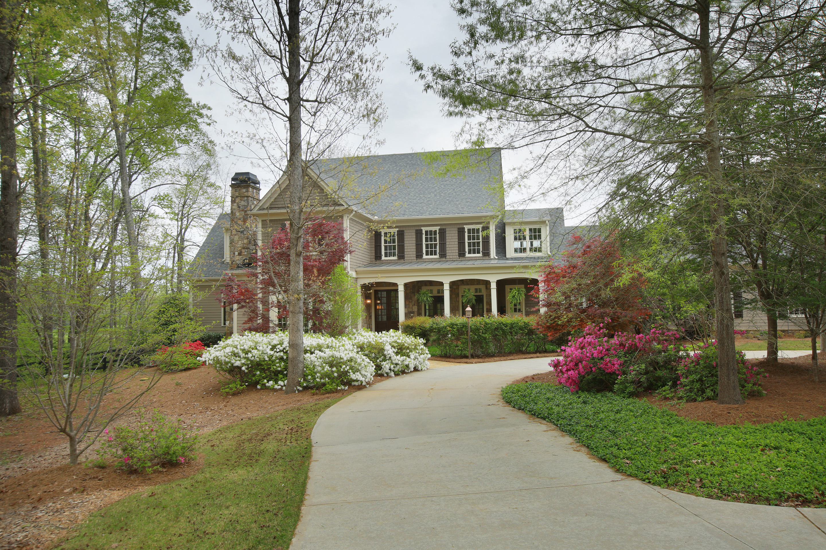 sales property at Country Retreat Close in Milton, GA