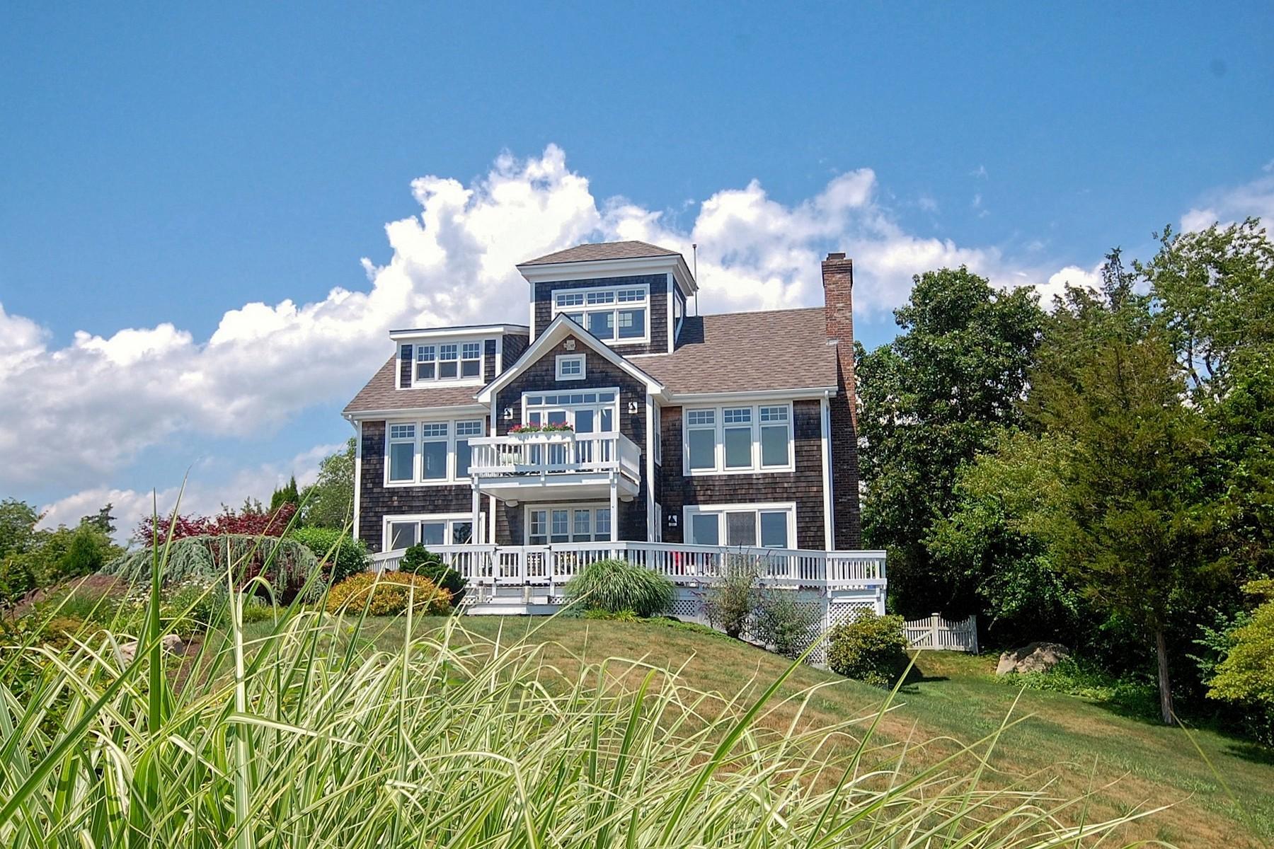 Villa per Vendita alle ore 6 Round Hill Road Westerly, Rhode Island 02891 Stati Uniti