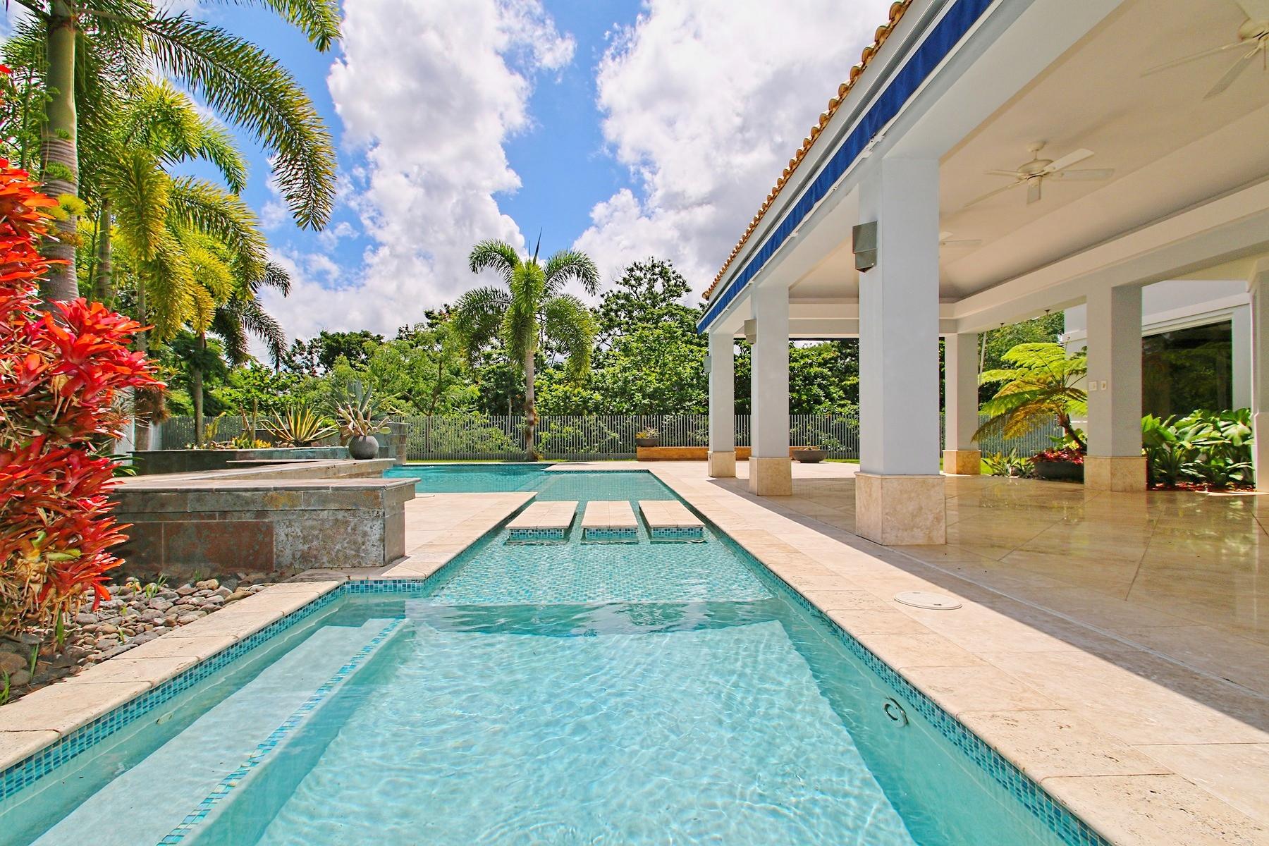 Single Family Home for Sale at Viajera Street, Palma Real Estates 10 Viajera Street Guaynabo, Puerto Rico 00969 Puerto Rico