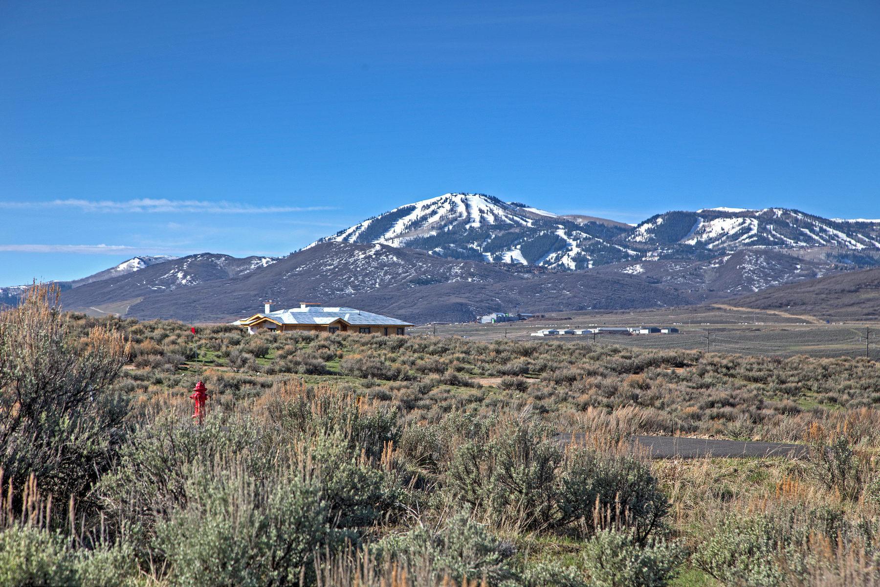 Land for Sale at Promontory Homesite Ski Mountain Views 2579 Julia Ct Lot 44 Park City, Utah, 84098 United States