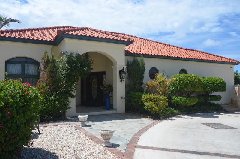 Maison unifamiliale pour l Vente à Villa Mesa Vista Malmok, Aruba