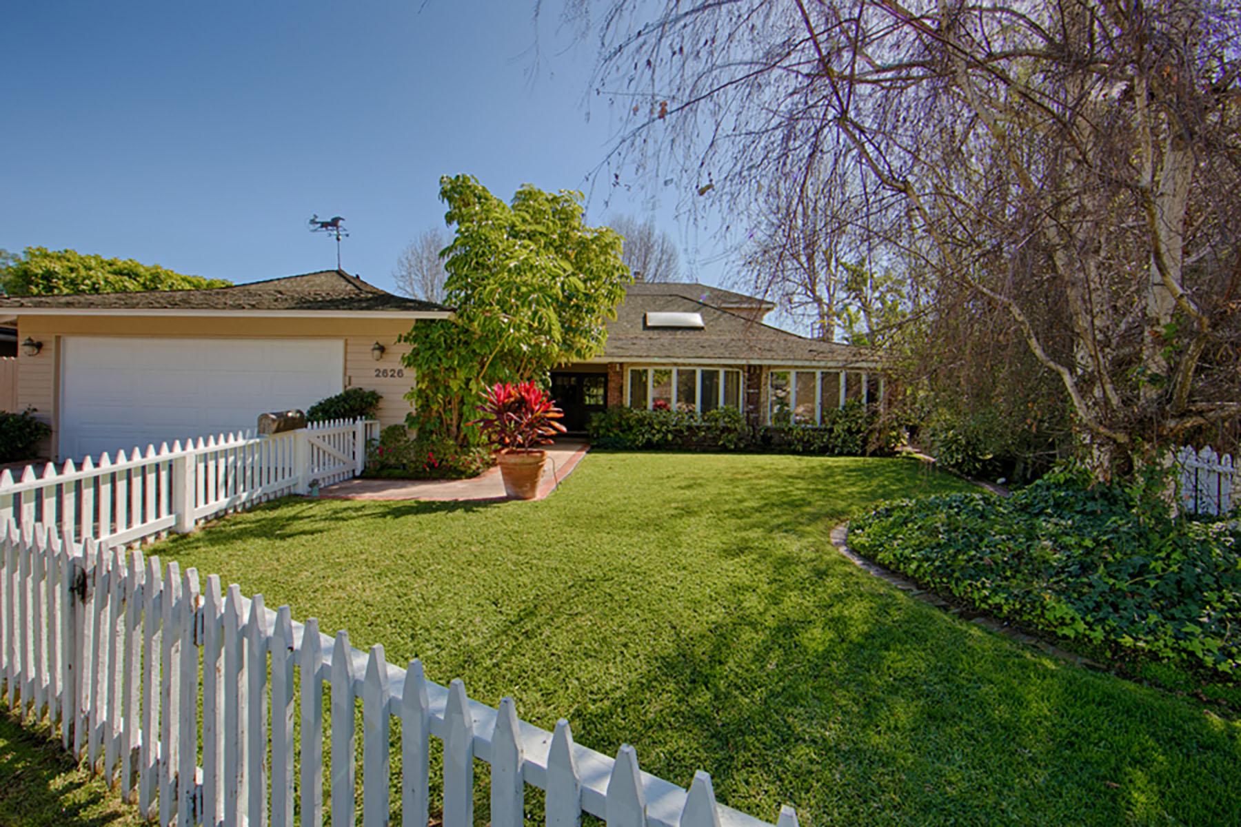 Vivienda unifamiliar por un Venta en 2626 Basswood St Newport Beach, California 92660 Estados Unidos