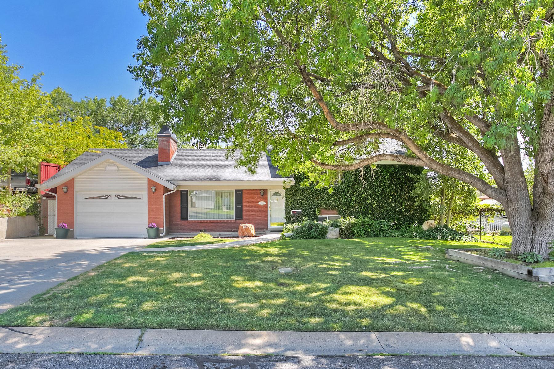 独户住宅 为 销售 在 Incredible and Meticulous Milcreek Home 2730 East 3220 South Salt Lake City, 犹他州 84109 美国