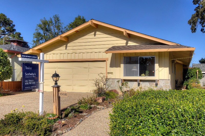 Property For Sale at 2008 Howard Avenue, San Carlos