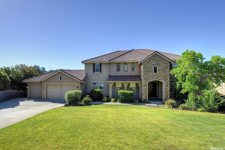 独户住宅 为 销售 在 Oak Hill 1576 Oak Hill Way Roseville, 加利福尼亚州 95661 美国