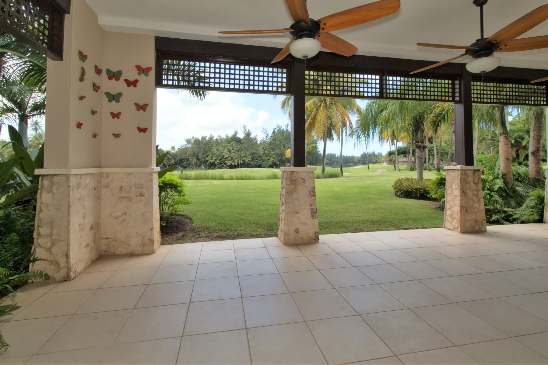 Additional photo for property listing at Ground Level Villa at Las Verandas 10182 Las Verandas State Road 187, Km. 4.2 St Regis, Bahia Beach Rio Grande, Puerto Rico 00745 Puerto Rico