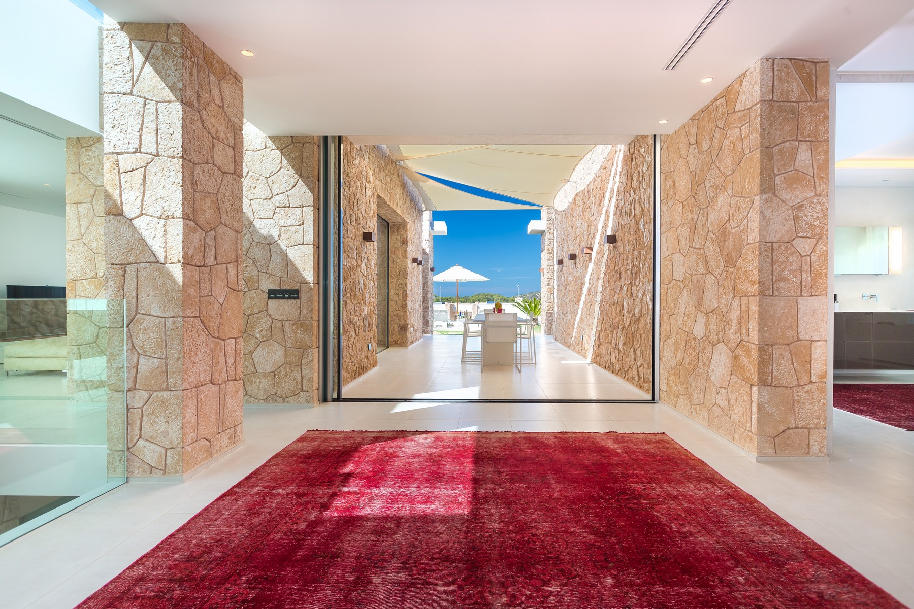 Property Of New Villa with Sunset and Sea Views