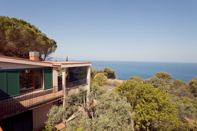 Property For Sale at Exclusive sea view property on Argentario