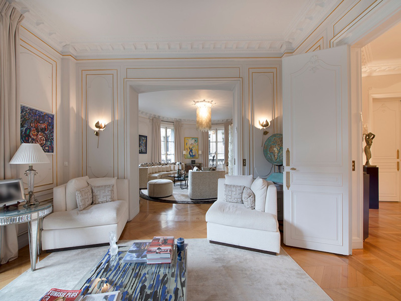 Additional photo for property listing at Appartement - Georges Mandel  Paris, Paris 75116 France